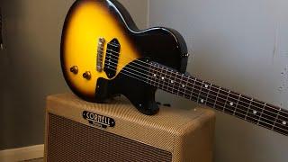 Gibson Les Paul Junior, '57 reissue V.O.S. (New guitar day!!)