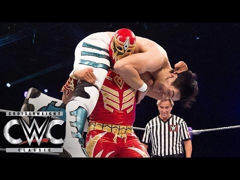 Gran Metalik vs. Alejandro Saez - First Round Match: Cruiserweight Classic, July 13, 2016