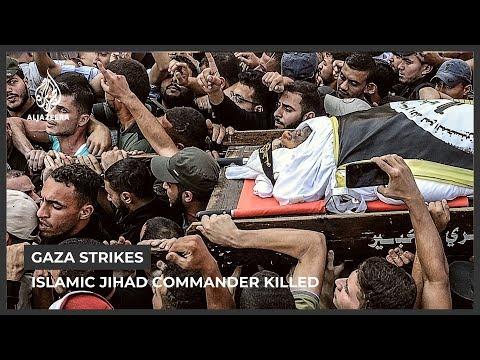 Israeli Forces Kill Top Islamic Jihad Commander In Gaza Air Raid