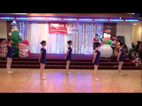Grade 11(2) Class - When Teacher is Away - Colours of Dance Christmas Party 2012