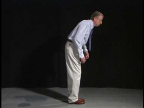 Abnormal Gait Exam : Parkinsonian Gait Demonstration