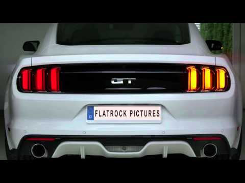 MUSTANG 2015 : US to EU tail lights sequential