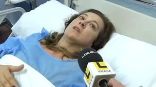ACCIDENTE AVION BARRO: Beatriz Rodríguez recuerda como fue el accidente de avioneta de Barro. VIDEO