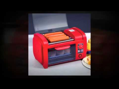 Hot Dog Toaster - A Helpful Tool In The Kitchen