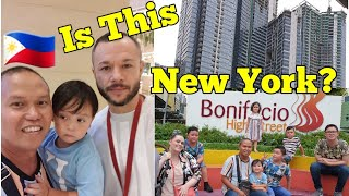 Is this really Manila? | BGC is the New York of the Philippines