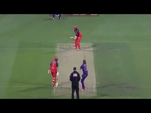 What if Chris Gayle bats right handed ?