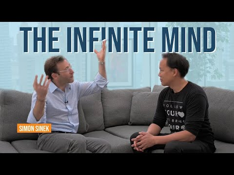 Why an Infinite Mindset can become your Biggest Advantage | Simon Sinek & Jim Kwik