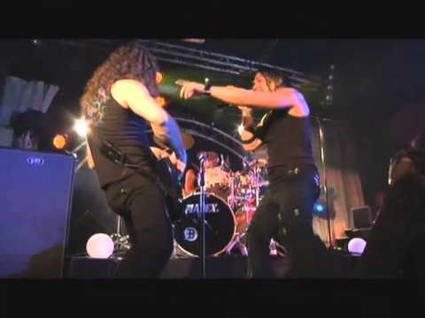 Saratoga - El Vuelo del Halcón [LIVE] DVD Revelaciones de una Noche