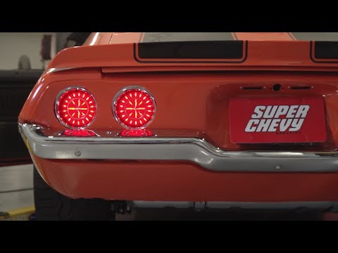 upgrading to led taillights: united pacific tech tip