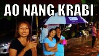 Ao Nang Krabi Thailand.