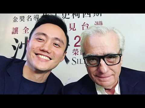 Boo Junfeng interviewing Martin Scorsese