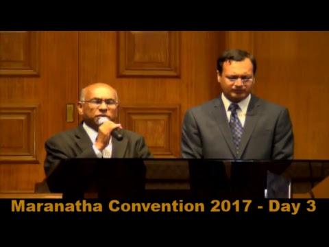 Maranatha Convention 2017 - Day 3 Meeting Full Video