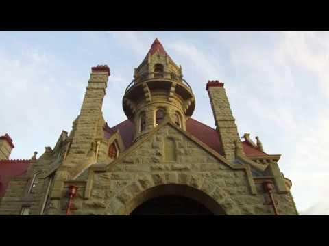 Craigdarroch Castle, Victoria, Canada In 4k (Ultra HD)