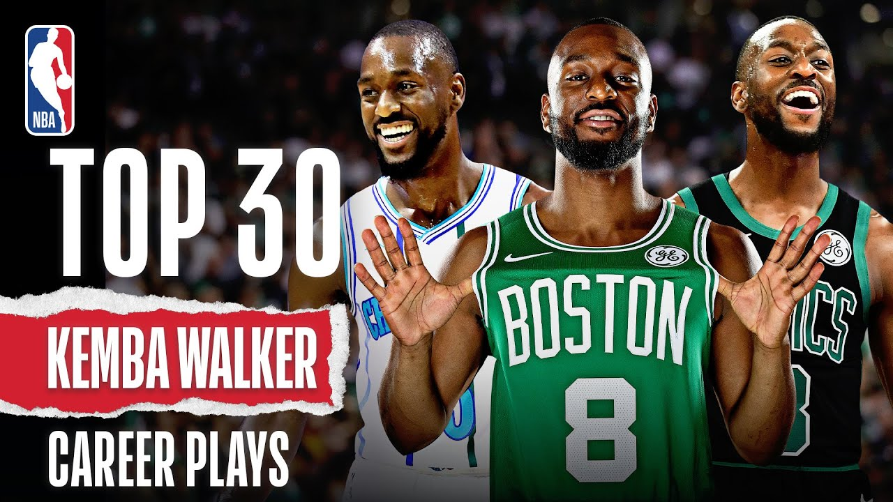 Kemba's TOP 30 | Career Plays