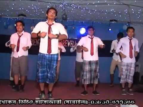 Chittagong University(Psychology Dept)Cultural programme