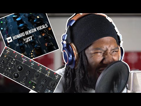 Tre Watson Demos The Howard Benson Vocal Plugin