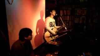 2009/2/12(木)『第21回フォークナイト』 ソフトマシーンにて(大阪/西九...