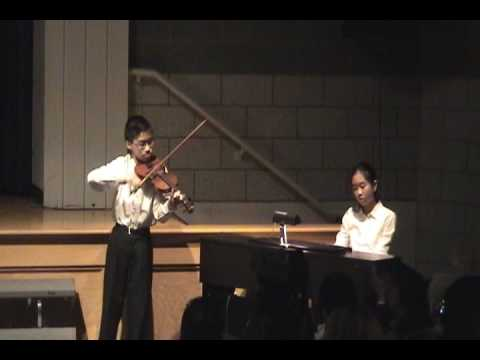 Amazing Grace | Violin and Piano Duet