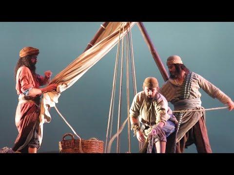 La Ballade des pêcheurs de Tibériade ⛵ Jésus @ Palais Des Sports