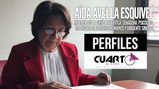 Aída Avella cuenta su historia y envía un mensaje a quienes atentaron contra su vida.