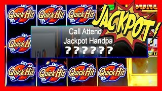 3!!!  QUICK HIT PROGRESSIVE JACKPOTS & AZ HANDPAY!! ★ TWIN FIRE FRENZY ➜ HOT SHOT PROGRESSIVE