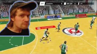 International Basketball 2010 (IQ Publishing) gameplay
