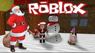 ¡Roblox! ¡LA GRAN AVENTURA DE NAVIDAD! Amy Lee33