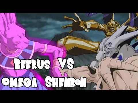 Beerus vs Omega Shenron ( ビルス VS 超一星龍 )
