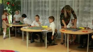 Открытый урок в детском саду, математическая сказка