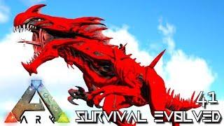 ARK: SURVIVAL EVOLVED - ZOMBIE DRAGON DRACOLICH & REAPER E40