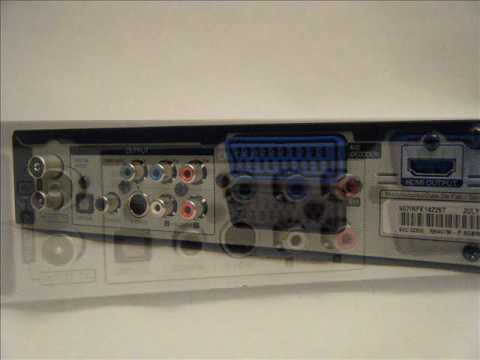 LG RHT497H 160GB Hard Drive Freeview DVD Recorder eBay