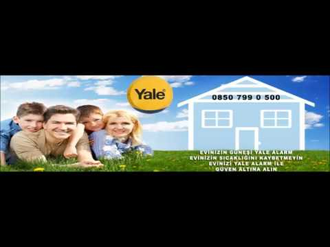 0216 572 55 10 Adalar Yale Alarm