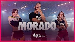 Morado - J Balvin | FitDance TV (Coreografia Oficial) Dance Video