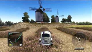 Test Drive Unlimited 2 - Herbie