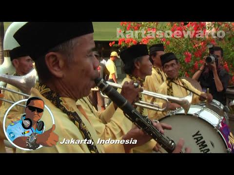 Sang Kodok - Betawi Tanjidor Orchestra (Kotatua, Jakarta 2009)