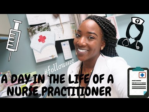 A Day In The Life Of A Nurse Practitioner!| The Nurse's Corner
