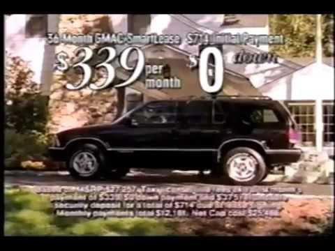 November 11, 1996 commercials