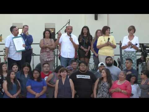 Baldwin Park Concert Series 2016 | Como La Flor