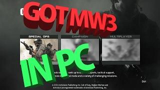 Call of Duty:Modern Warfare 3: First contact