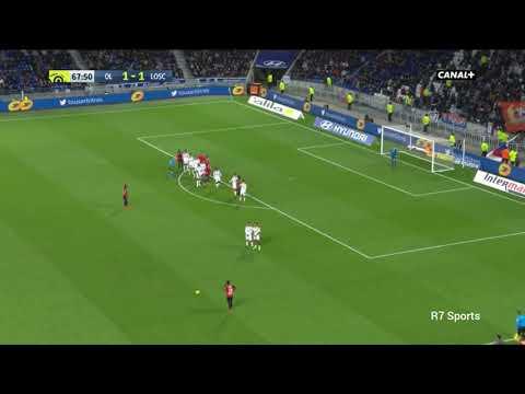 Lyon Vs Lille 2-2 Résumé Et Tous Les Buts 05.05.2019