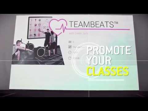 Technogym Team Beats Fitness Model Alena Rodriguez  Collaboration