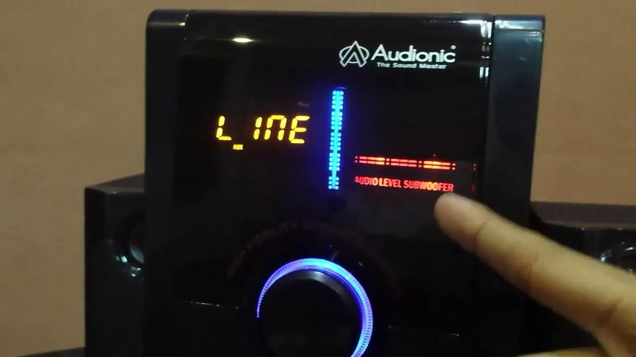 Audionic Max 550 Bt Plus Speakers Unboxing And Review Youtube