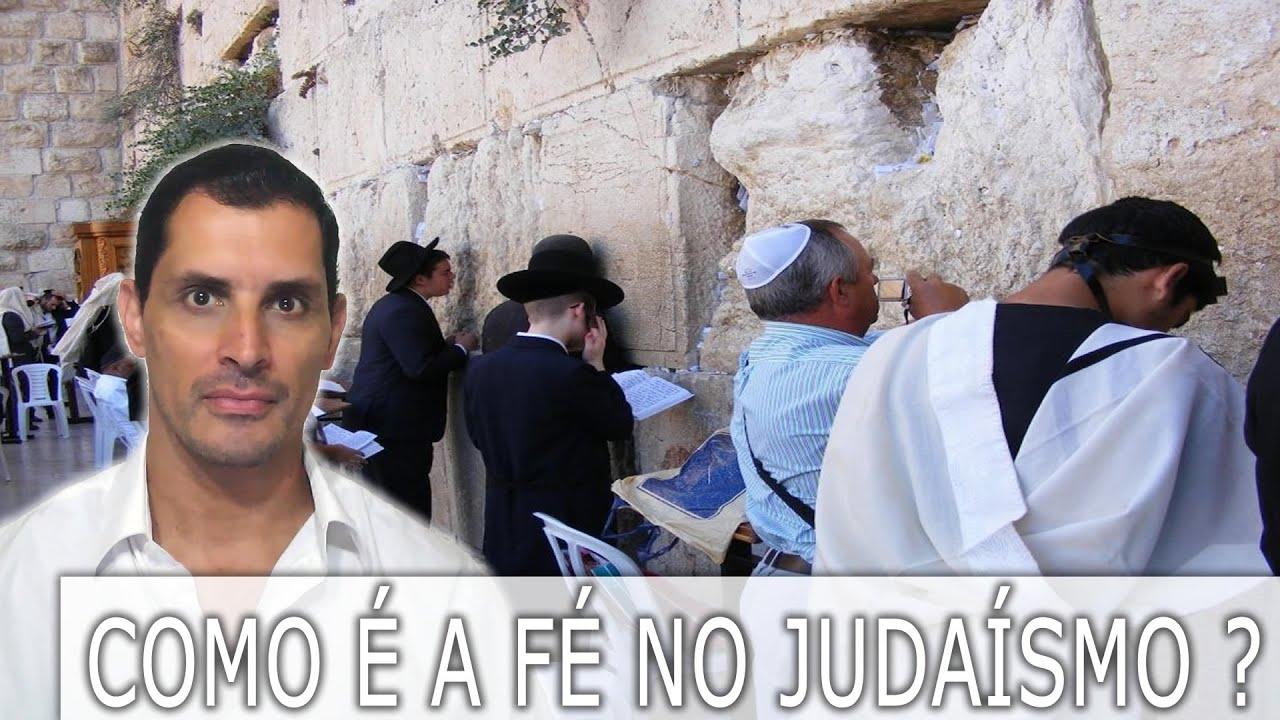 Como Funciona a Fé Judaica ? - Canal Alef