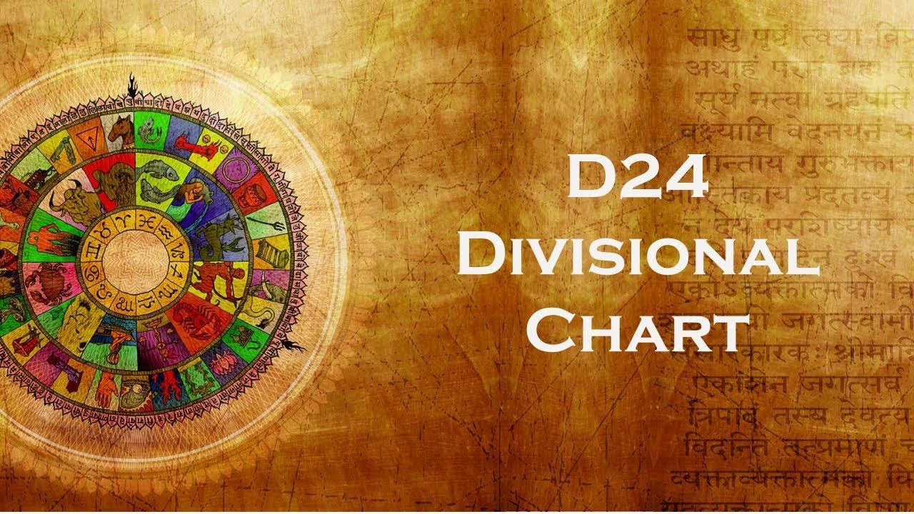 D24 Divisional Chart Introduction - California Vyasa SJC Class 06 11 2006