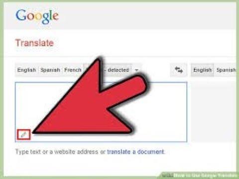 How to translate any page on chrome