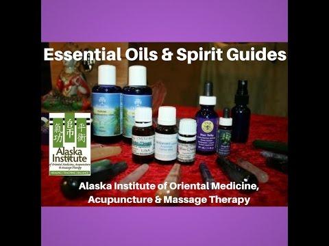Essential Oils & Spirit Guides