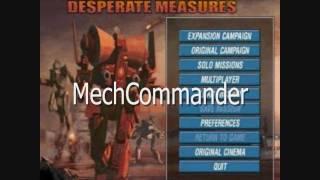 MechCommander OST