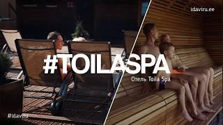 Отель 'Toila Spa'. Открой для себя Ида-Вирумаа!