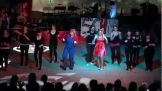 HLW St. Veit - Schulball 2012 - Mitternachtseinlage (Teil 2)
