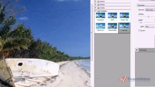 Применение текстур в фильтрах в Adobe Photoshop (17/20)